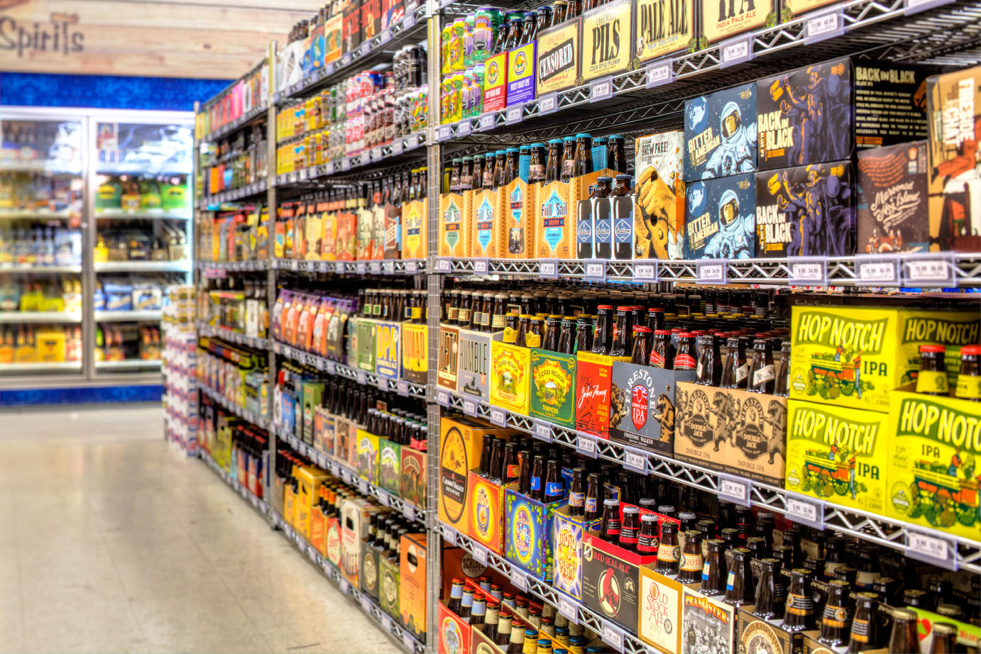 what is a beer distributor nbwa americas beer distributors beer20aisle09 what beer distributor beer merchandiser beer merchandiser cover - Beer Merchandiser
