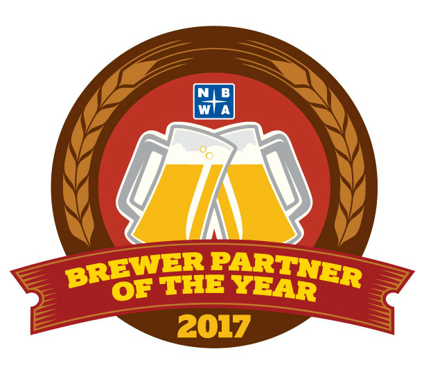 2017 Brewer Partner of the Year Logo