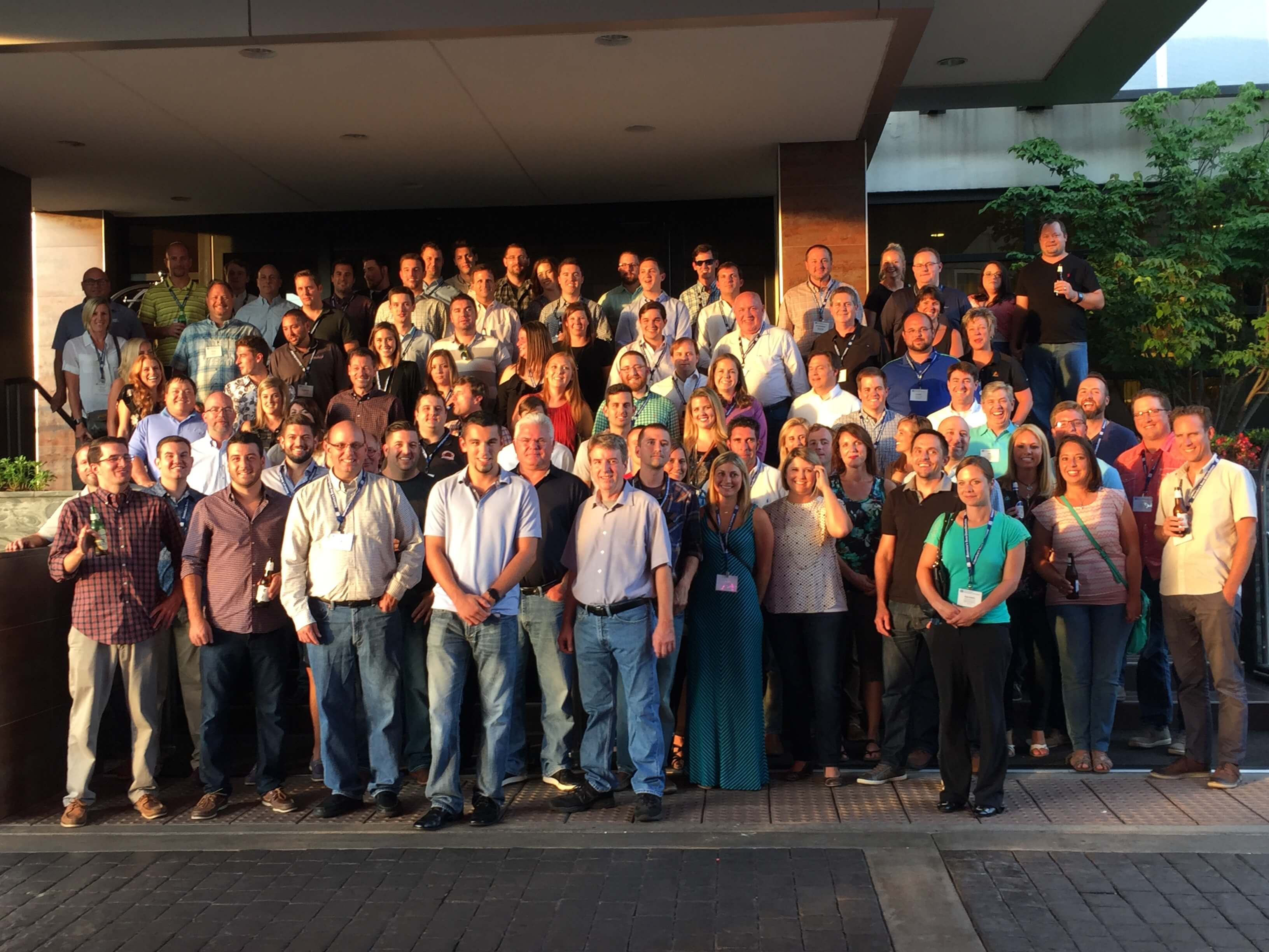 2016 NBWA Next Generation Conference Attendees Group Photo