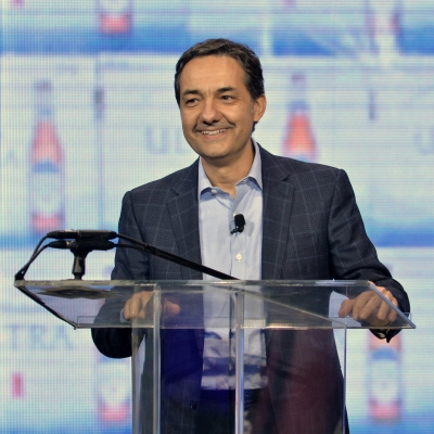 Anheuser-Busch North America President and Chief Executive Officer Joao Castro Neves