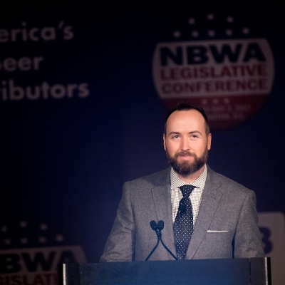 NBWA Next Generation Group Chairman Bud Dunn