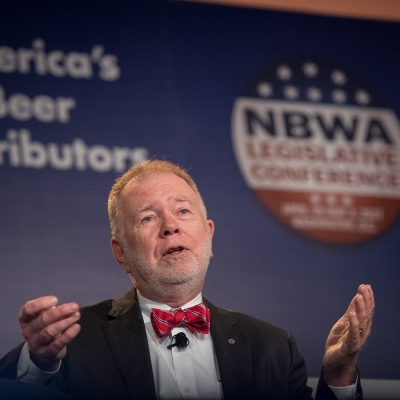 National Associaiton of Beverage Importers President Bill Earle
