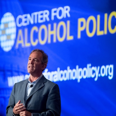 Center for Alcohol Policy Trustee Mike Gretz