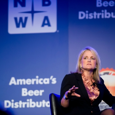 NBWA EVP, Government Affairs Laurie Knight
