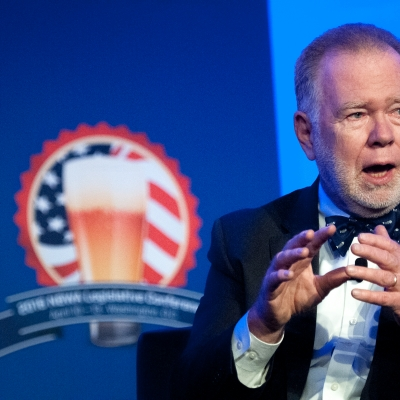 National Association of Beverage Importers President Bill Earle