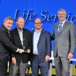 NBWA Life Service Award Recipient Don Heimark