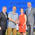 2016 Brewer Partner of the Year Allagash Brewing Company