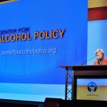 Center for Alcohol Policy Chairman of the Board of Trustees Betty Buck
