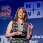 NBWA SVP, Communications and Public Affairs Rebecca Spicer